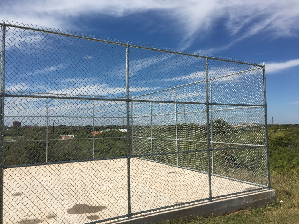Commercial Chain Link Fence Bryan College Station TX