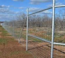 Game Fence Bryan College Station TX