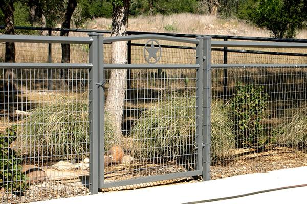 iron fence Bryan TX